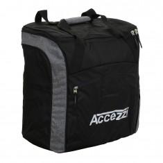 Accezzi Function, støvle- og hjelmtaske, sort/grå
