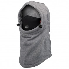 Airhole Airhood Polar, heather grey