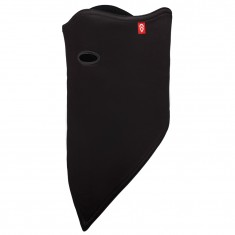 Airhole Facemask 2 Layer, sort