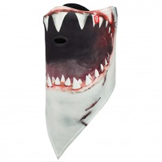 Airhole Facemask 2 Layer, shark
