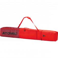 Atomic Double Ski Bag, skitaske, rød