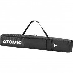Atomic Double Ski Bag, skitaske, sort/hvid