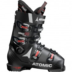 Atomic Hawx Prime 90, skistøvler, sort/rød