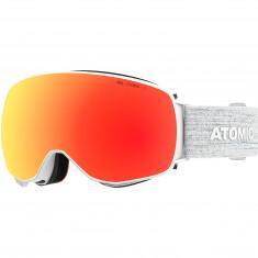 Atomic Revent Q Stereo, skibriller, hvid