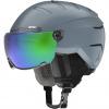 Atomic Savor GT Visor Stereo, skihjelm med visir, sort