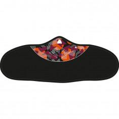 Cairn Anamur facemask, sort/rød camo