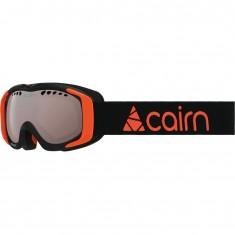 Cairn Booster, skibriller, mat sort orange