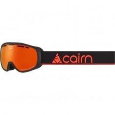 Cairn Buddy, skibriller, børn, mat sort orange