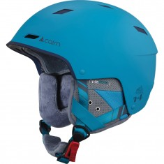 Cairn Equalizer, skihjelm, mat blå