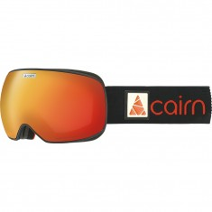 Cairn Focus, OTG skibriller, mat black