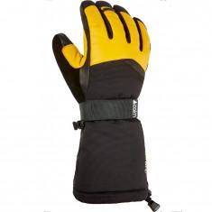 Cairn Kailash 2 M C-Tex Pro, skihandsker, herre, sort/gul