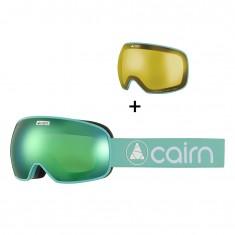 Cairn Magnetik, skibriller, grøn