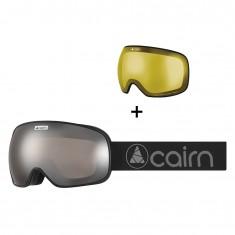 Cairn Magnetik, skibriller, mat sort
