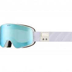 Cairn Magnitude Polarized, skibriller, mat hvid