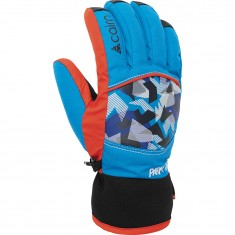 Cairn Patrol J C-Tex, skihandske, junior, azure