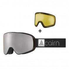 Cairn Polaris, skibriller, mat sort