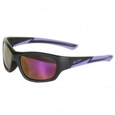 Cairn Ride, solbrille, junior, sort/lilla