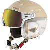Cairn Shuffle S-Visor Evolight NXT, skihjelm med visir, blå