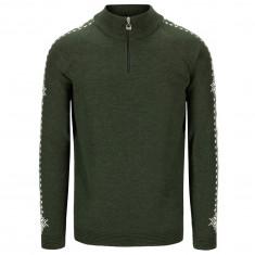 Dale of Norway Geilo, sweater, herre, mørkegrøn