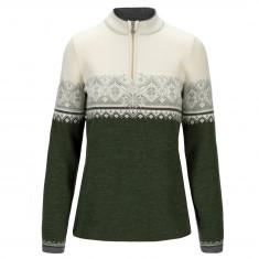 Dale of Norway Moritz, sweater, dame, mørkegrøn