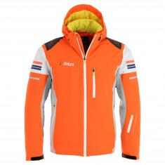 Deluni Challenger 3, skijakke, herre, orange