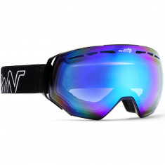 Demon Alpiner, skibriller, blå/sort