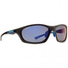 Demon Light, solbriller, mat sort/blå