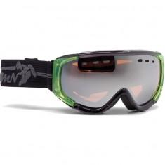 Demon Matrix skibriller, sort/grøn