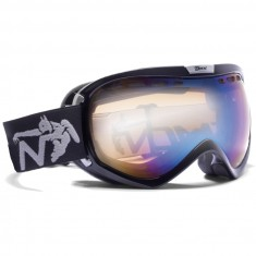 Demon Raptor skigoggle OTG, sort