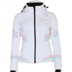 DIEL Feya skijakke, dame, hvid