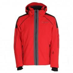 DIEL St. Moritz skijakke herre, rød