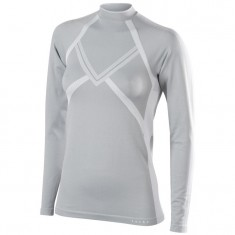 Falke Maximum Warm Longsleeved Shirt, dame, fume