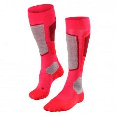 Falke SK2 Wool skistrømper, dame, pink