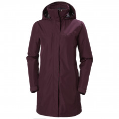 Helly Hansen Aden Long Insulated regnfrakke, bordeaux