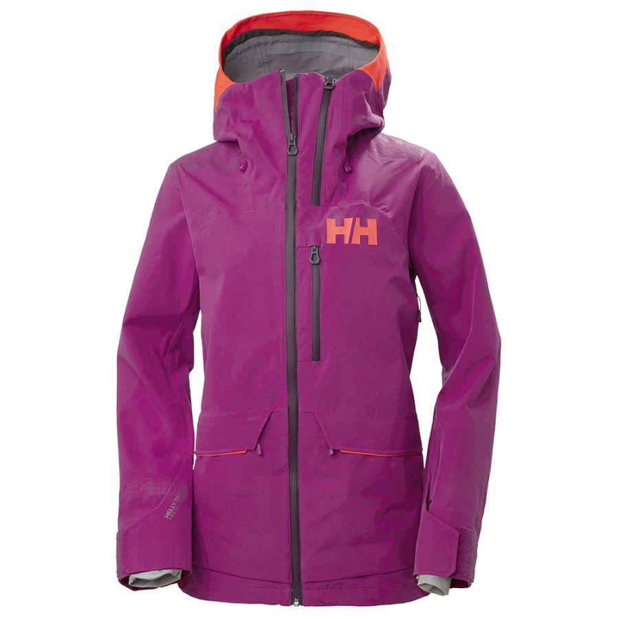 Weather Report Aurora Jacket Dame Fritidsjakke