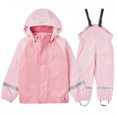 Helly Hansen Bergen PU, regnsæt, børn, lyserød