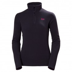 Helly Hansen Daybreaker 1/2 zip Fleece, dame, lilla