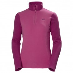 Helly Hansen Daybreaker 1/2 zip Fleece, dame, pink