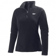 Helly Hansen Daybreaker 1/2 zip Fleece, dame, sort