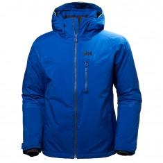 Helly Hansen Double Diamond skijakke, herre, olympian blue