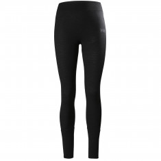 Helly Hansen H1 Pro Lifa Seamless Pant, dame, sort