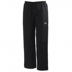 Helly Hansen JR Dubliner J, regnbukser, junior, sort