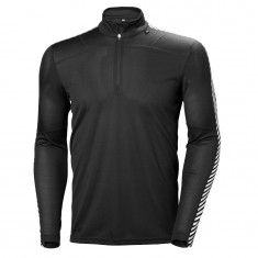 Helly Hansen Lifa Active 1/2 Zip, herre, sort
