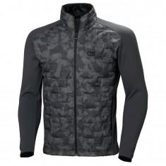 Helly Hansen Lifaloft Hybrid Insulated jakke, herre, grå camo