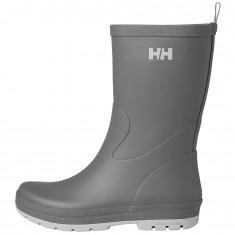 Helly Hansen Midsund, gummistøvler, dame, grå