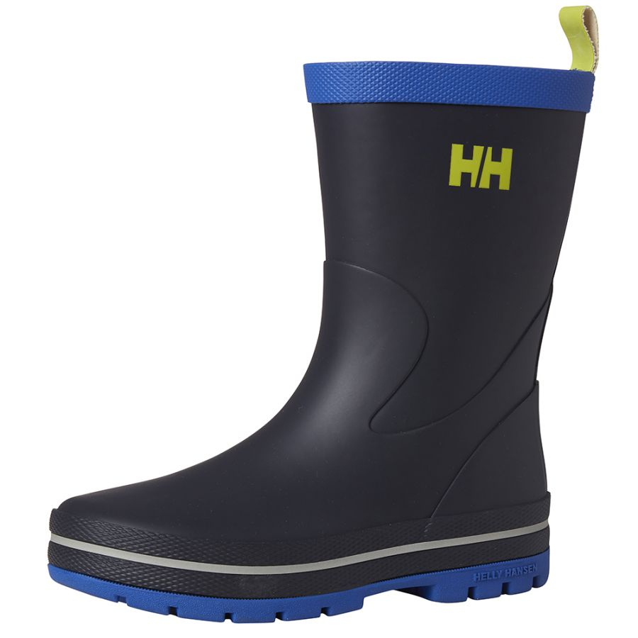 Helly Hansen Midsund, gummistøvler, junior, navy