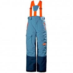 Helly Hansen No Limits skibukser, junior, blå