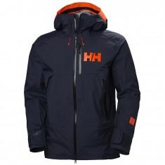 Helly Hansen Sogn skaljakke, herre, mørkeblå