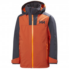 Helly Hansen Terrain, skijakke, børn, orange