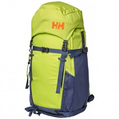 Helly Hansen Ullr Backpack 40L, rygsæk, grøn/blå